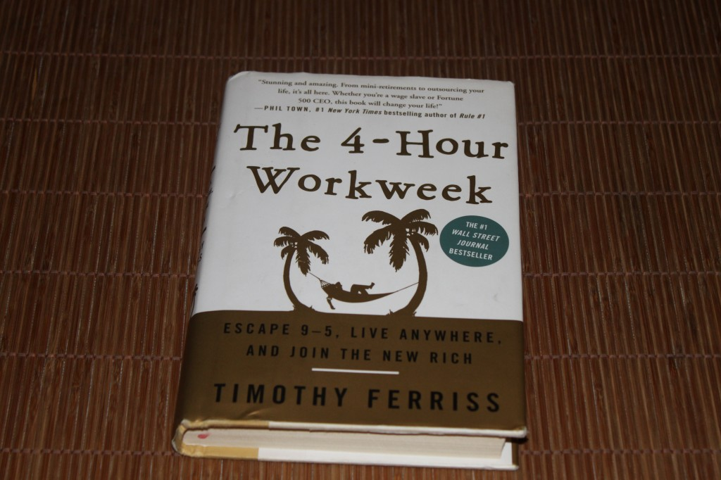the 4-Hour Workweek van Timoty Ferris