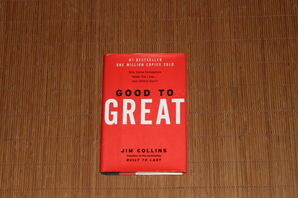 Good to Great van Jim Collins