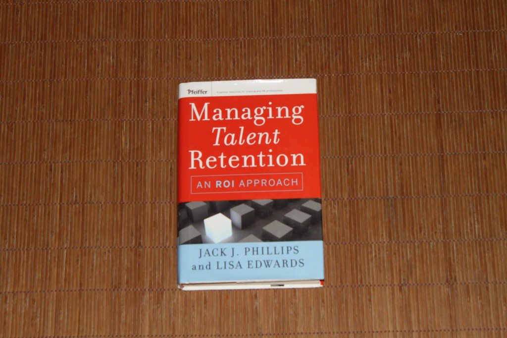 Managing Talent Retention van Jack Phillips
