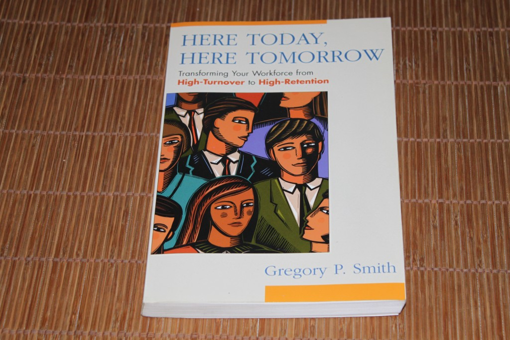 Here Today, Here Tomorrow van Gregory P. Smith