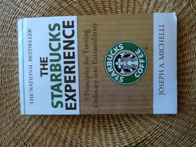 The Starbucks Experience van Joseph A. Michelli (boekreview)